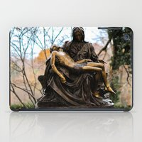 religious iPad Cases featuring Religious by Nevermind the Camera