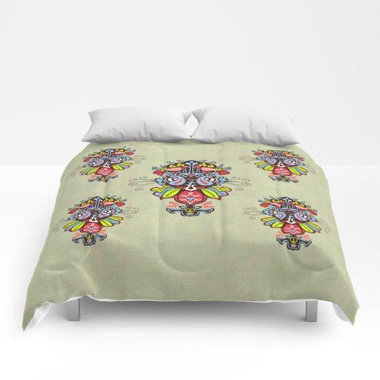 Harmony birds Comforters