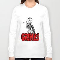 rick grimes Long Sleeve T-shirts featuring Walking Dead - Rick GRIMES  by High Design