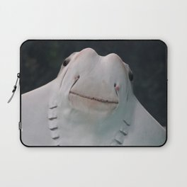 Smiling Stingray Laptop Sleeve