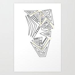 Electrification Art Print