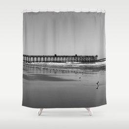 Flagler Beach Shower Curtain