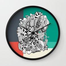 Orden inverso Wall Clock