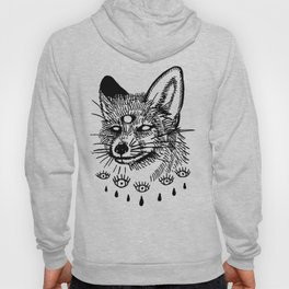 what the fox sees Hoody