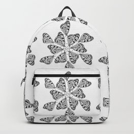 Butterfly Mandalas Backpack