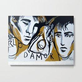 damor Metal Print