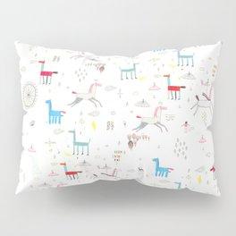Merry-go-round Pillow Sham