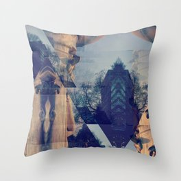 DUPONT Throw Pillow