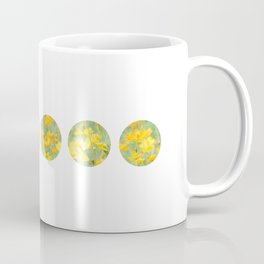 Small yellow flower Coffee Mug