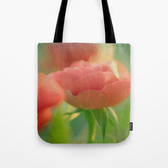 Romantic rose(5) Tote Bag