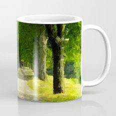 Summer Lane Coffee Mug