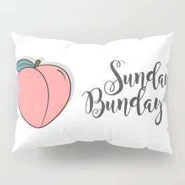Sunday Bunday Pillow Sham