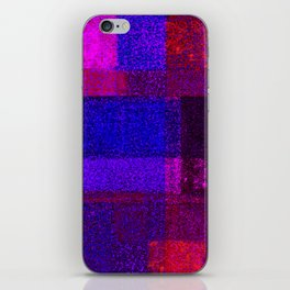 Christmas Square Dance iPhone Skin