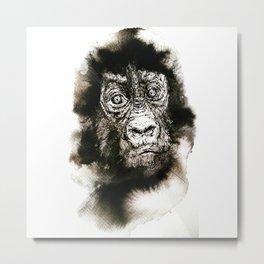 Animal's Life Metal Print