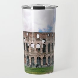 Italy Rome Colosseum Photography Art Decor Wall Art 8 x 8 / 5 x 5 Print Sets 5 SALE Travel Mug