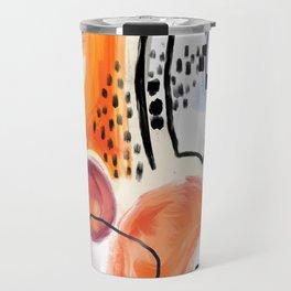 Color Theory IV Travel Mug
