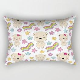 Cute bears Rectangular Pillow