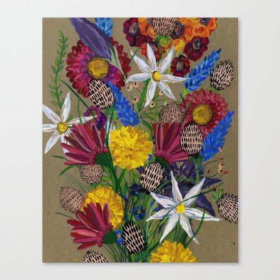 Boquet  Canvas Print