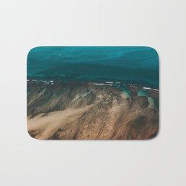 Hawaiian Sea Bath Mat