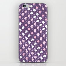 Forest Pattern ~ Cherry Blossoms iPhone & iPod Skin