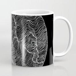 Inverted Viscosity Coffee Mug