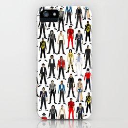 Beat IT Pattern iPhone Case