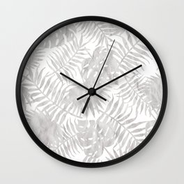 Paper Weight Wall Clock