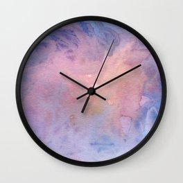 The Oceanic Feeling Wall Clock