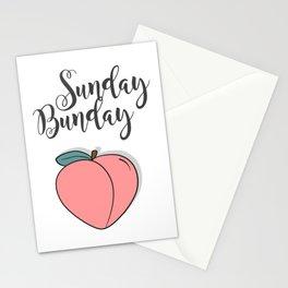 Sunday Bunday Stationery Cards