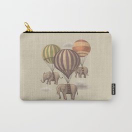 Flight of the Elephants  Carry-All Pouch