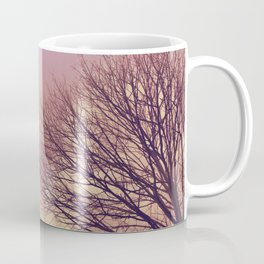 WARM TREES _ keep the warm from the colors of fall Coffee Mug
