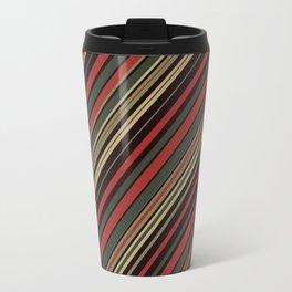 Just Stripes 3 Travel Mug