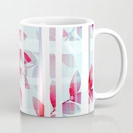 Abstract Foliage Pattern Coffee Mug