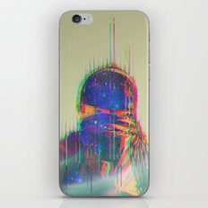 The Space Beyond - Astronaut iPhone & iPod Skin