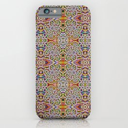 Rites of Spring Ornate Pattern iPhone Case