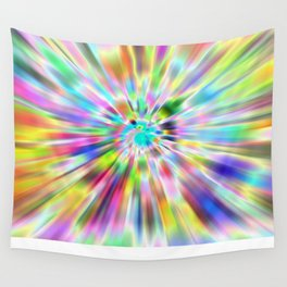 Zoompainting 4 Wall Tapestry