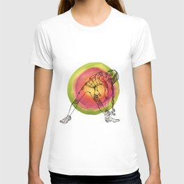 Yogui Triangle T-shirt