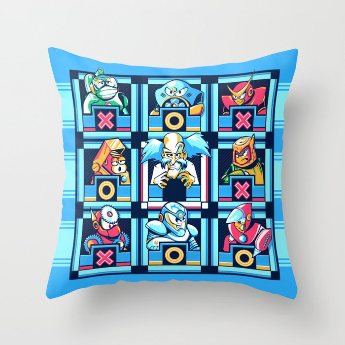Wily For The Win Throw Pillow