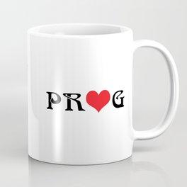 Prog Heart 4 Coffee Mug