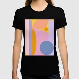 Pink and Lavender 01 T-shirt