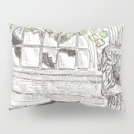 city detail Pillow Sham