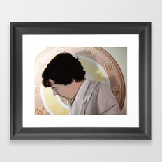 The Royal Sheet Framed Art Print