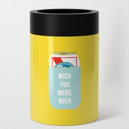 Wish You Were Beer Can Cooler