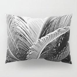 Palms monochrome II Pillow Sham