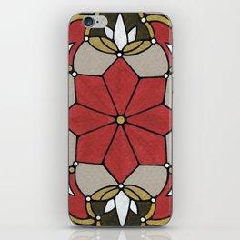 Arabesque n°3 iPhone Skin
