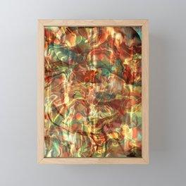 Autumn Waters Framed Mini Art Print