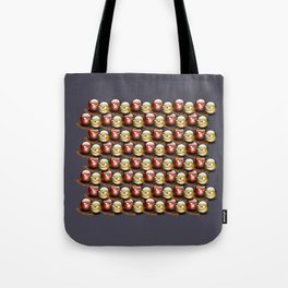 Wanna make orange? Tote Bag