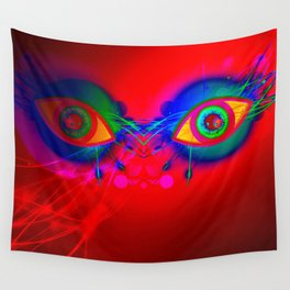 hysterical Wall Tapestry