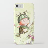 journey iPhone & iPod Cases featuring Journey by  • naylapulga