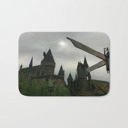Welcome to Hogwarts Bath Mat